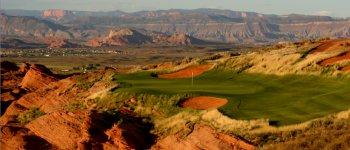 Red Rock Golf Trail, Utah Golf, St George Golf