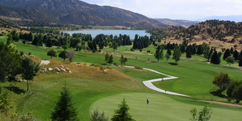 Palisade State Park Golf Course