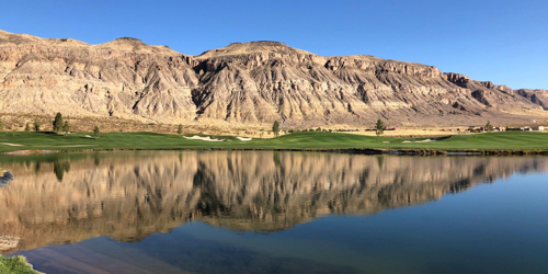 Copper Rock Golf Course Utah golf packages