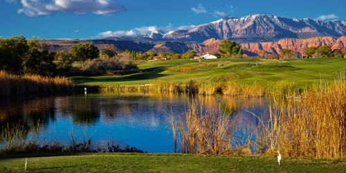 Green Spring Golf Course Utah golf packages