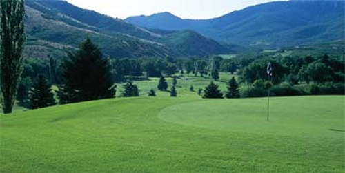 Featured Utah Golf Course