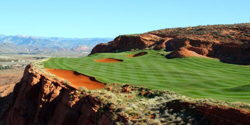 Sand Hollow Golf Course