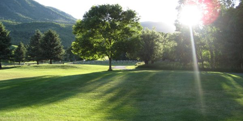Green River State Park Golf Course