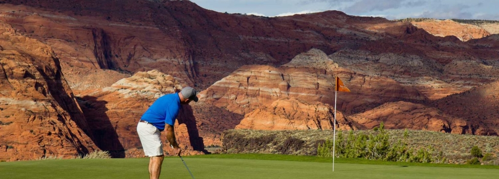 Red Rock Golf Trail - St George, Utah